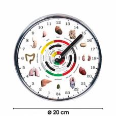 Chinese Organ Clock  Ø20cm